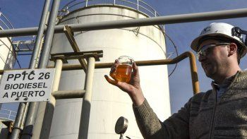 le sacan el jugo: el bioetanol tendra una produccion record