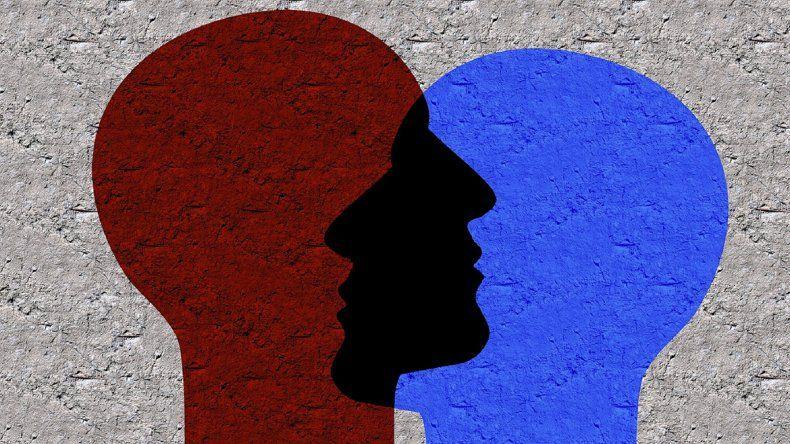 El humano, un ser dividido en cuatro personalidades