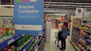 este es el listado de productos de precios congelados de la patagonia