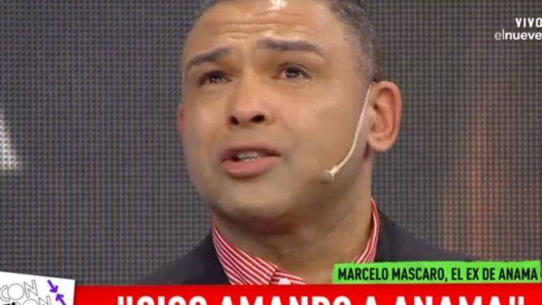 """Anamá rompió su larga relación con Marcelo Mascaro luego de quedar confirmada para el """"Bailando""""."""