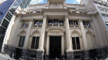 martes de licitacion: el banco central fijo la tasa de lebacs en 45%