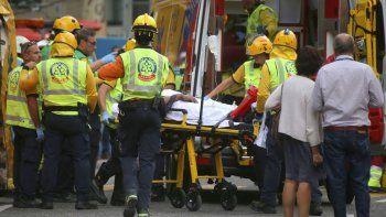 Además de un trabajador fallecido, hay 11 heridos, dos de suma gravedad.
