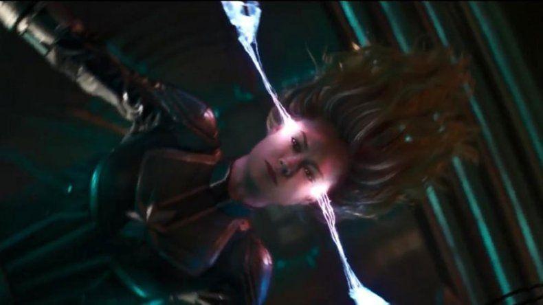 El film de la nueva heroína se estrenará en 2019.