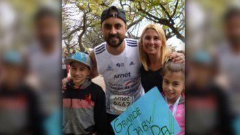 supero el cancer y corre su cuarta maraton