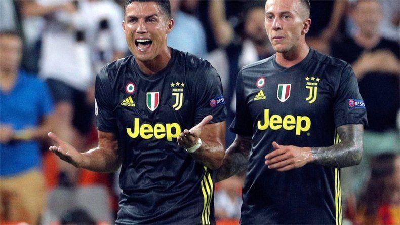 Así fue la polémica expulsión por la que lloró Cristiano Ronaldo