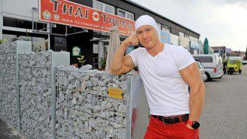 Jaroslav Bobrowski pasó a ser persona no grata para el dueño del local.