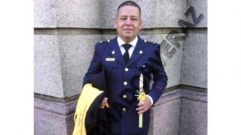 Ricardo Prieto Parra y Carlos Varón García fueron detenidos ayer.