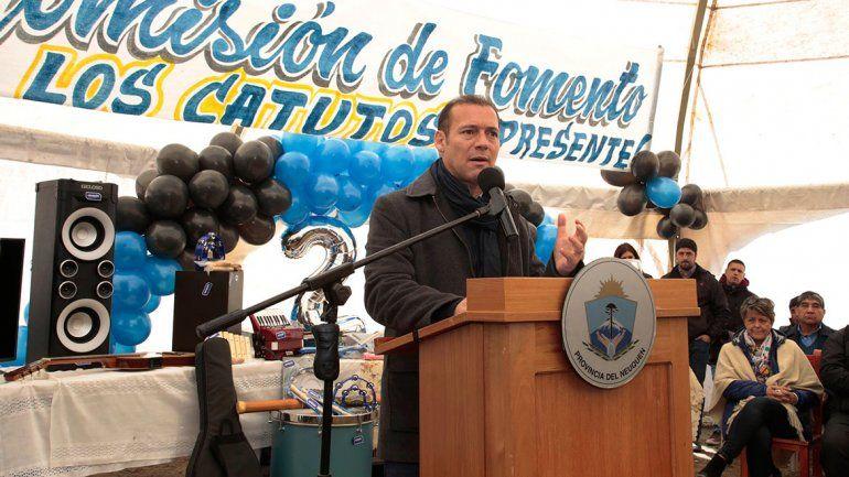 Gutiérrez descongela sueldos de planta política