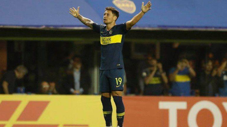 Boca vence 2 a 0 Cruzeiro  y saca ventaja en la ida de los cuartos