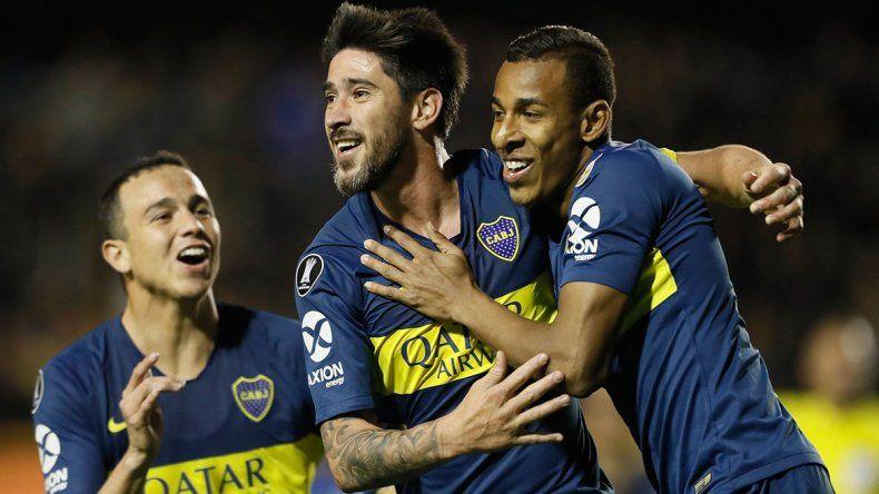 Este Boca parece tener un  Belo Horizonte en la Copa