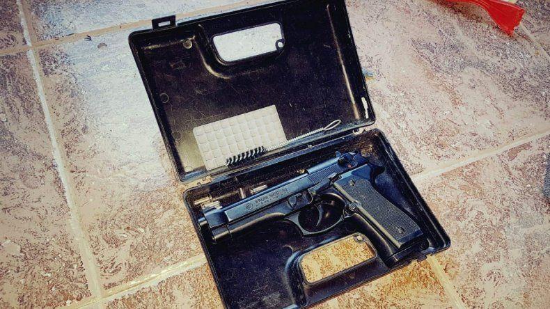 Desbarataron kioscos narcos en Valentina Sur: hallaron 100 mil pesos, drogas y un arma