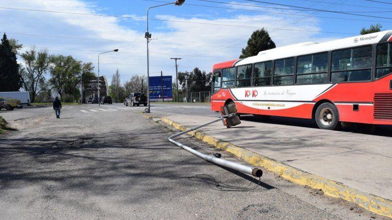 Terminaron las tareas de mantenimiento y se normaliza el tránsito
