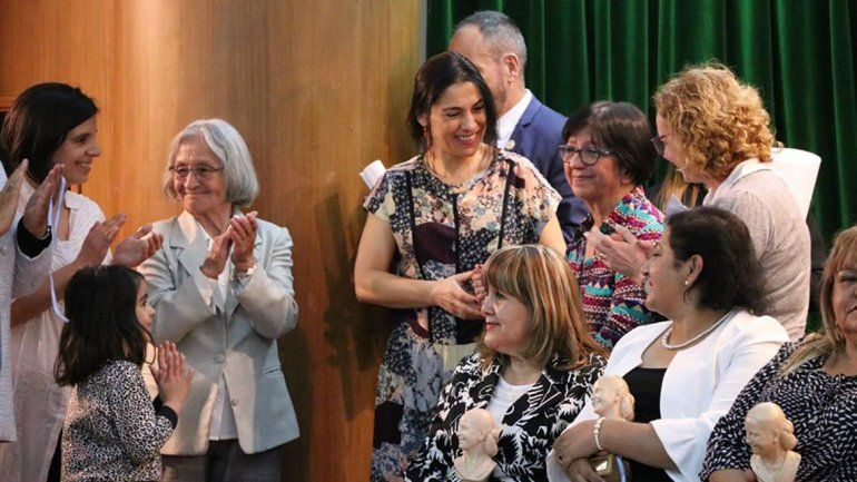 El Senado de la Nación distinguió a dos médicas neuquinas