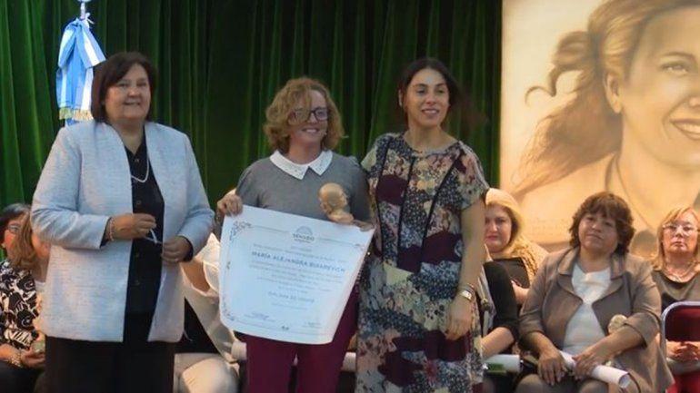 María Alejandra Buiarevich está a cargo del Banco de Leche Humana (BHL) de Cutral Co y Plaza Huincul.