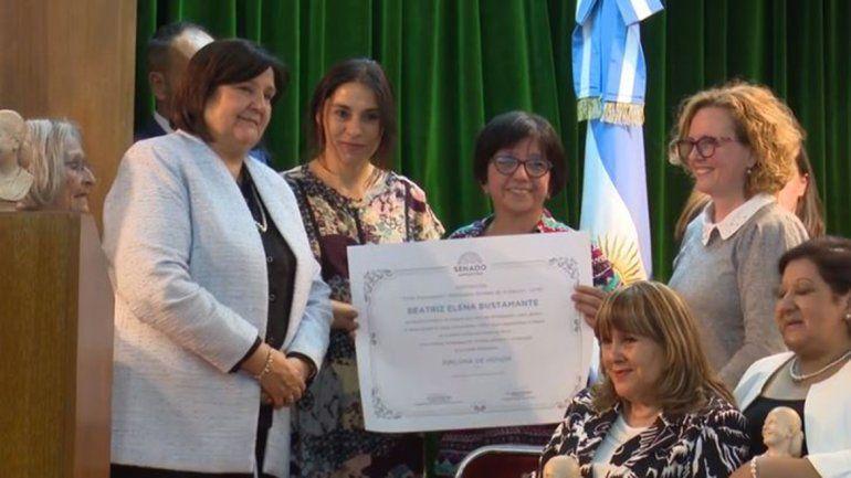 Beatriz Bustamante es médica especialista en esclerosis múltiple.