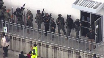 El ex magnate espera la aprobación de su muro en la frontera con México.