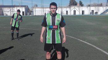 Tres de los chicos que se integraron de manera perfecta al fútbol y San Patricio, uno de los clubes inclusivos.
