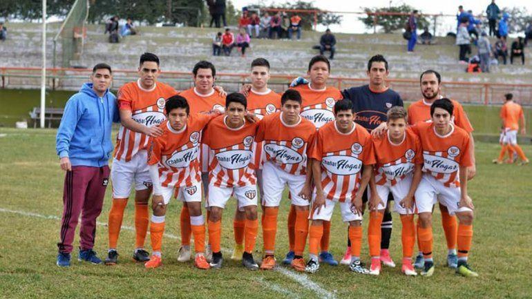 Tres de los chicos que se integraron de manera perfecta al fútbol y San Patricio