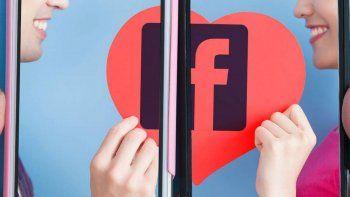 facebook le compite a tinder y prueba con un servicio de citas