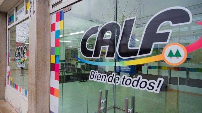 Dos listas se disputan hoy la conducción de CALF