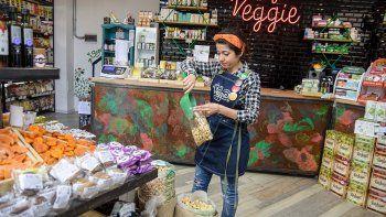 alimentacion saludable: la onda verde ya llego