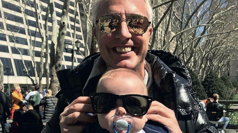 Marley le contestó a Lanata y aseguró que los viajes le van a servir a Mirko porque los bebés absorben todo.