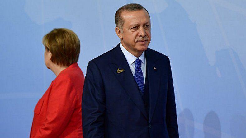 Recep Tayyip Erdogan llegará el jueves a Berlín. No la pasará bien.