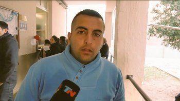 El policía es juzgado por el crimen de Facundo Ferreira, el 8 de marzo.