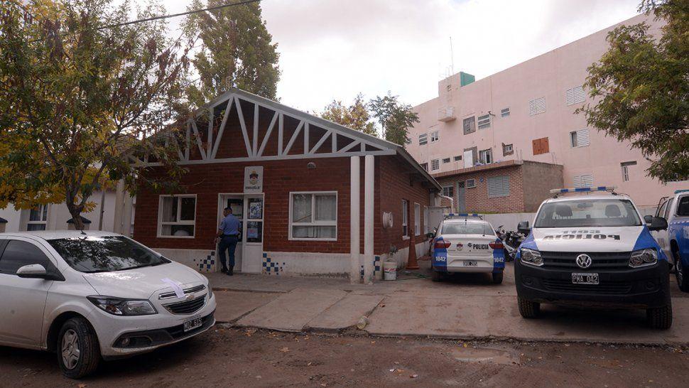 Barrio Melipal: motochorro le quiso robar un nenito de tres años a una joven madre