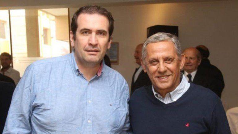Pechi incorporó al empresario Cervi  a la campaña 2019