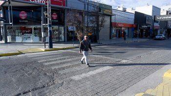 sin transporte ni bancos, la ciudad funcionara a media maquina