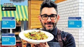 cocineros argentinos te ensena a hacer una pasta bien potente