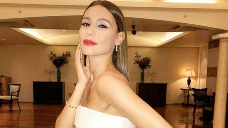 Pampita tuvo un encontronazo con Andrea Taboada