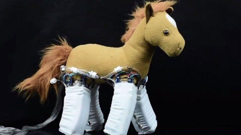 Una piel que convierte objetos en robots