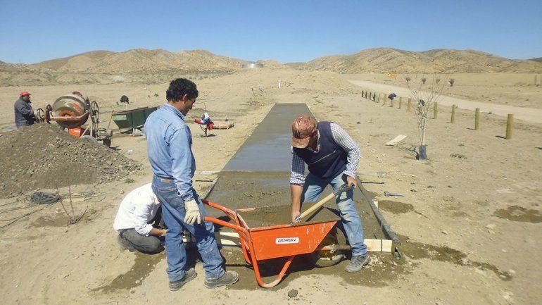 Obreros ya comenzaron con la primera etapa de la obra.