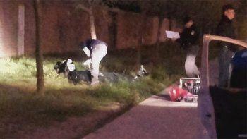 encuentran muerto a un joven de 25 anos en plena calle
