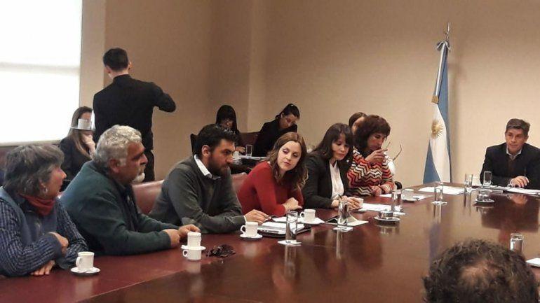 Vecinos reclamaron en la Legislatura la finalización de la ampliación de la ruta 22