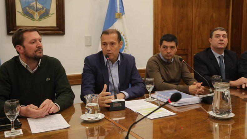 Gutiérrez presentó líneas de crédito con tasa subsidiada para la fruticultura