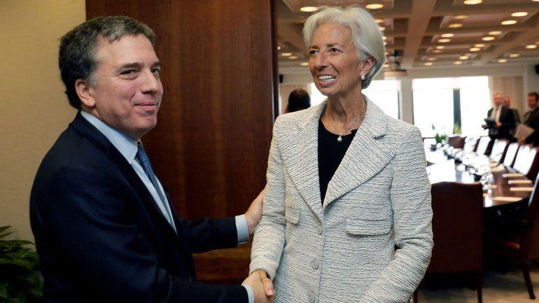 El FMI prestará 7100 millones  de dólares extra