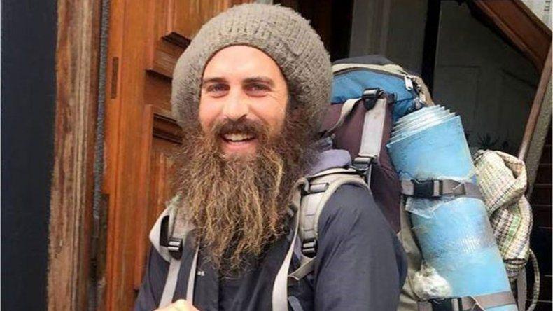 Casi 50 días sin rastros  de un mochilero francés
