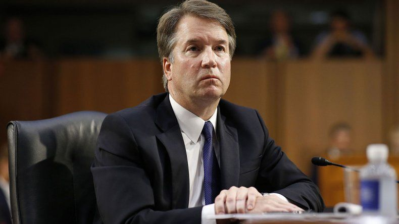 Brett Kavanaugh fue nominado al Tribunal Supremo.