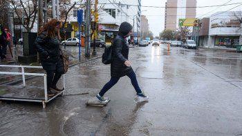 la lluvia amenazara al alto valle toda la semana