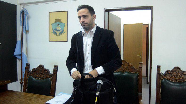 Conmoción: se mató de un tiro el juez Marcovesky