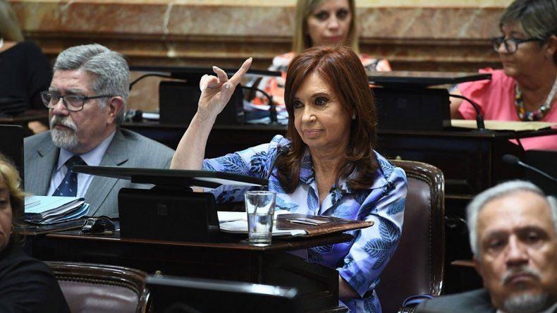 Stornelli: Si Cristina no tuviese fueros de senadora, iría presa