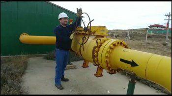Autorizan el primer envío de gas a Chile desde Neuquén
