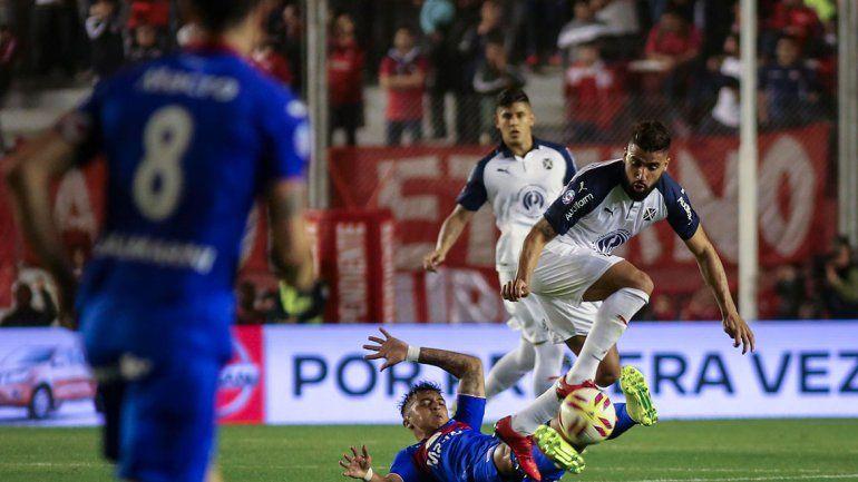 Con gusto a poco: Independiente empató con Tigre