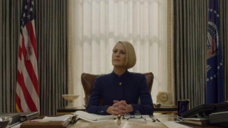 Netflix adelantó otro trailer de la última temporada de House of Cards