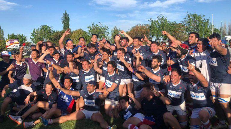 El Azul neuquino se consagró campeón y ascendió al Top 8