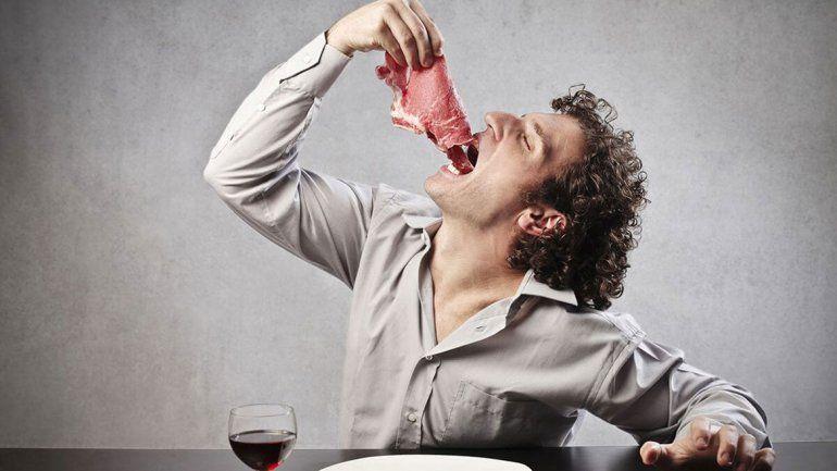 El excesivo consumo de carne roja daña el corazón