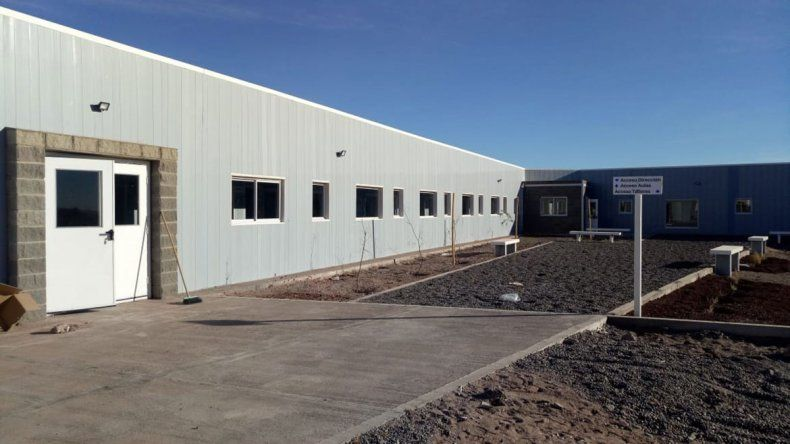 Inauguran un instituto técnico en Añelo